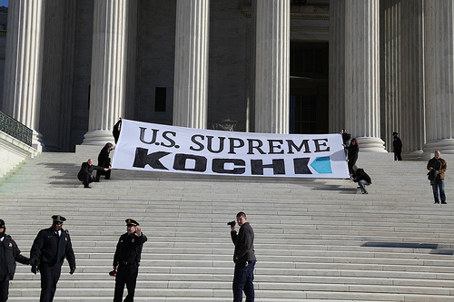 US Supreme court - best judges Billionaires can buy