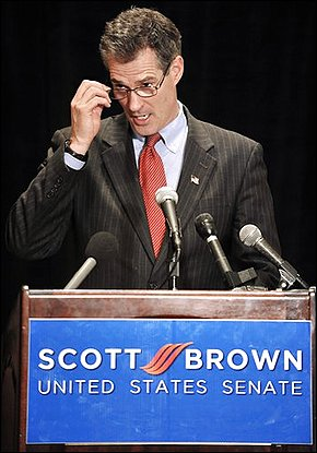 Senator Brown of MA, one more Agent of Big Pharma