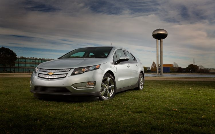 Chevy Volt - at $45,000 priced to sell as little as possible