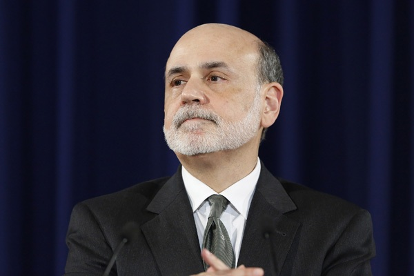 Ben Shalom Bernanke appointed by Bush & Obama